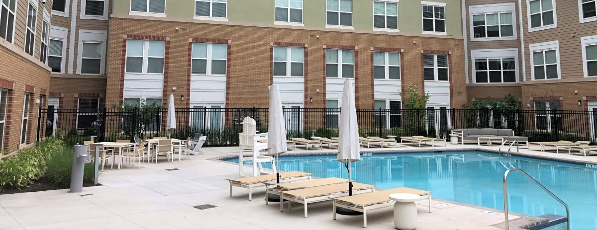 KTE On the Job:  Kincora Courtyards, Pool, and Dog Park [Jul 2021]