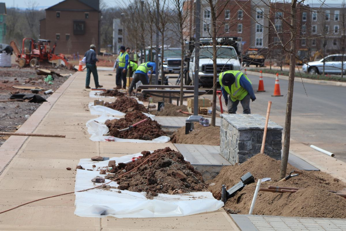 KTE On the Job:  Kincora; Early Spring 2019