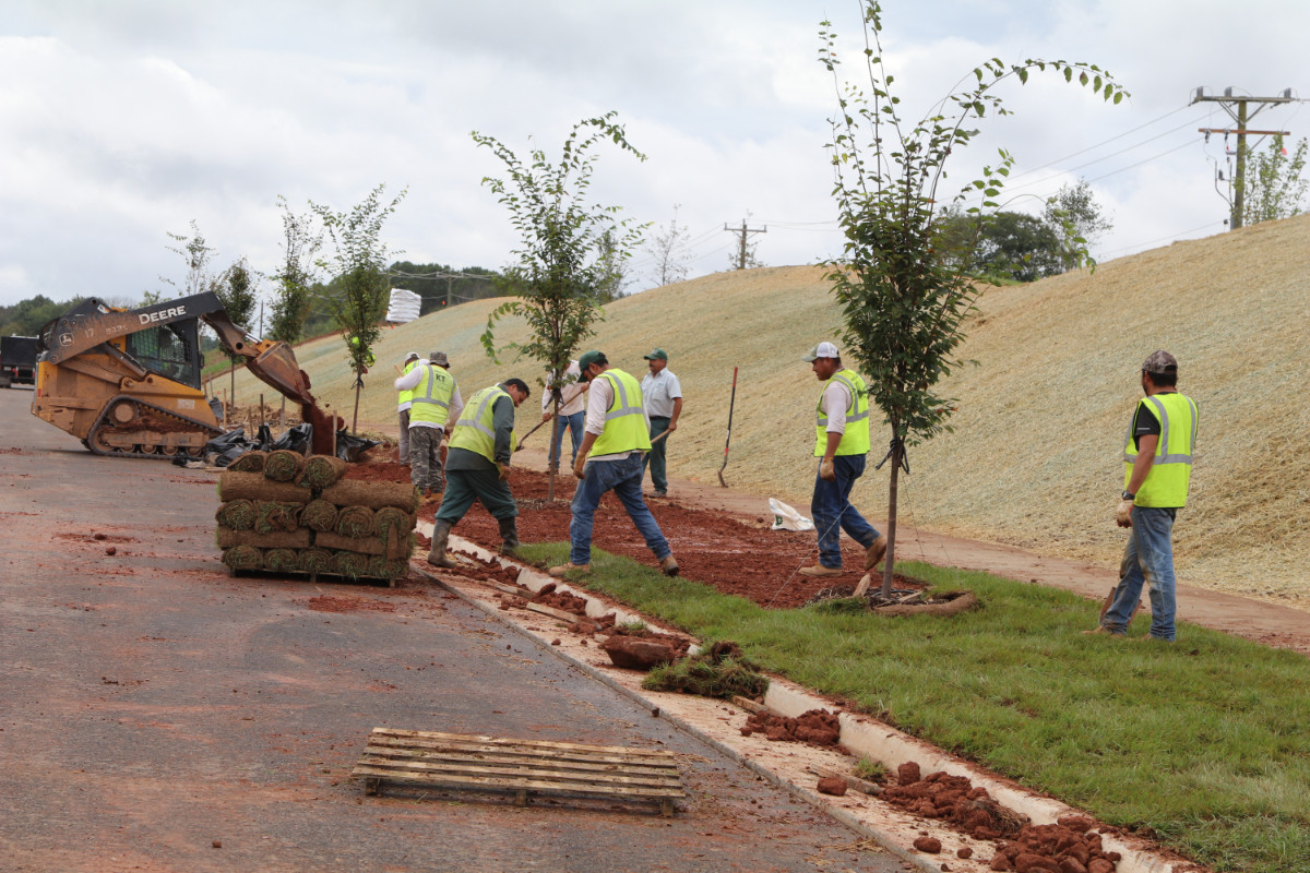 KTE On the Job:  Meadowbrook, Fall 2018