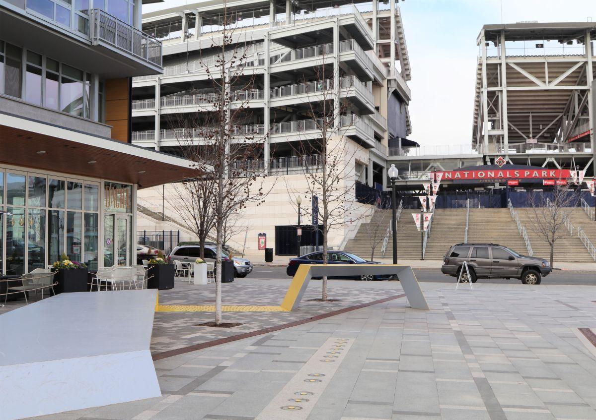 KTE On the Job:  Anacostia Waterfront/Maren (Febr 2020)