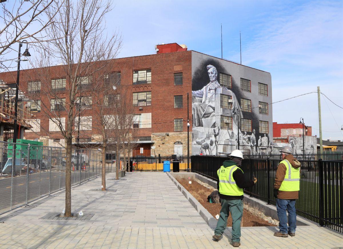 KTE On the Job:  NoMA/Tanner Park (Febr 2020)
